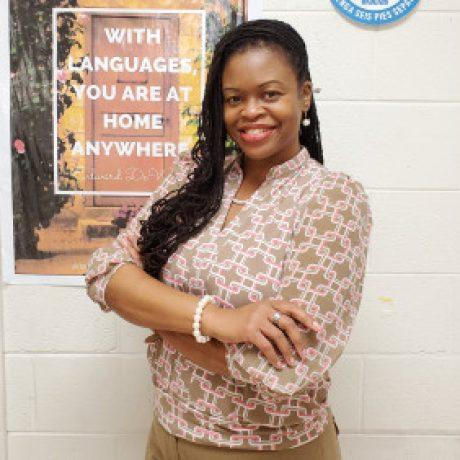 Profile picture of Keisha A. Morgan
